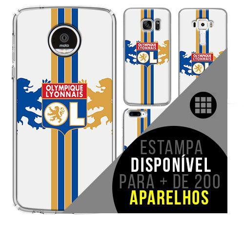 Capa de celular - Lyon 3 [disponível para + de 200 aparelhos]