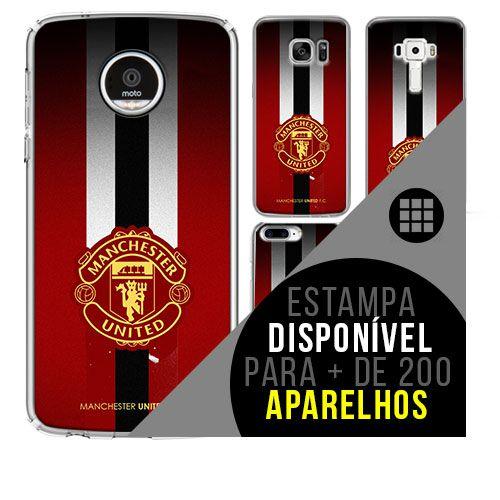 Capa de celular - Manchester United 10 [disponível para + de 200 aparelhos]