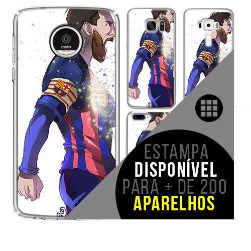 Capa de celular - Messi 6 [disponível para + de 200 aparelhos]