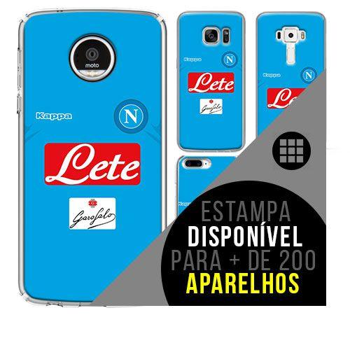 Capa de celular - Nápoli [disponível para + de 200 aparelhos]