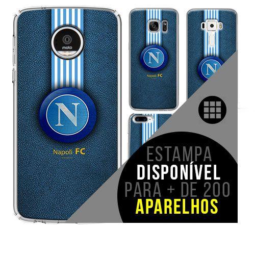 Capa de celular - Nápoli 2 [disponível para + de 200 aparelhos]