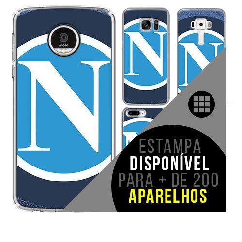 Capa de celular - Nápoli 3 [disponível para + de 200 aparelhos]