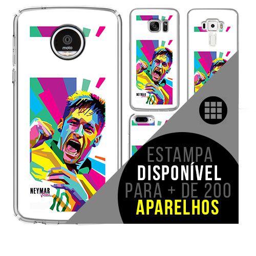Capa de celular - Neymar 2 [disponível para + de 200 aparelhos]