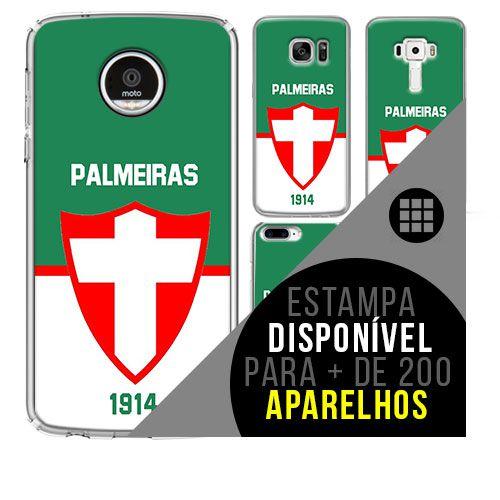 Capa de celular - Palmeiras 2 [disponível para + de 200 aparelhos]