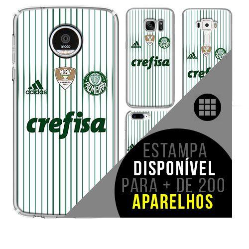 Capa de celular - Palmeiras 3 [disponível para + de 200 aparelhos]