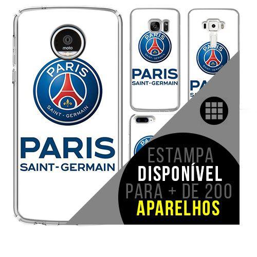 Capa de celular - Paris Saint-Germain 8 [disponível para + de 200 aparelhos]