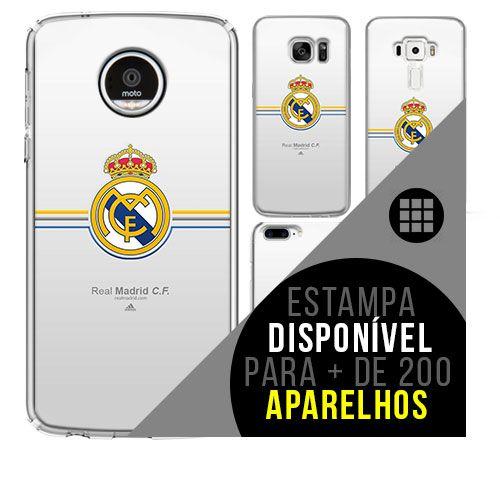 Capa de celular - Real Madrid 9 [disponível para + de 200 aparelhos]