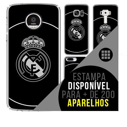 Capa de celular - Real Madrid 10 [disponível para + de 200 aparelhos]