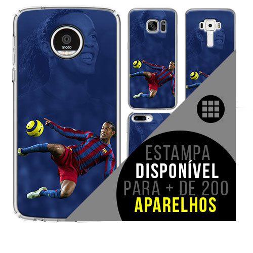 Capa de celular - Ronaldinho Gáucho 3 [disponível para + de 200 aparelhos]