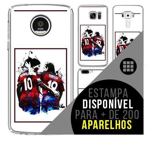 Capa de celular - Ronaldinho Gáucho 5 [disponível para + de 200 aparelhos]