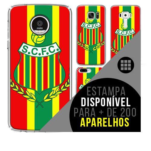 Capa de celular - Sampaio Corrêa [disponível para + de 200 aparelhos]