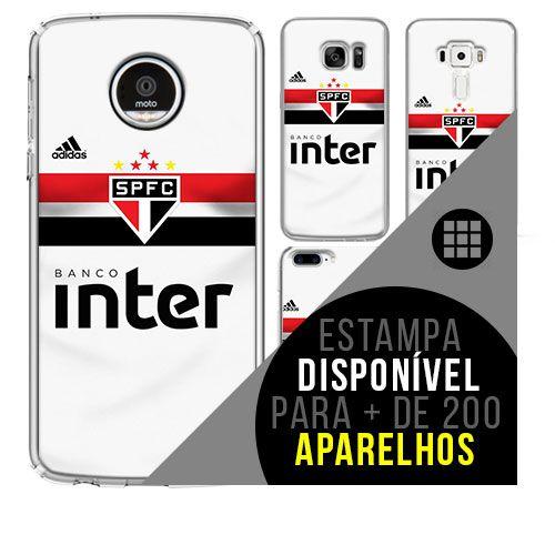 Capa de celular - São Paulo [disponível para + de 200 aparelhos]