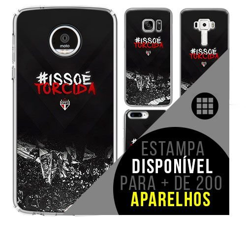 Capa de celular - São Paulo 5 [disponível para + de 200 aparelhos]