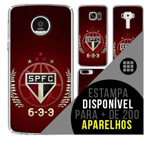 Capa de celular - São Paulo 6 [disponível para + de 200 aparelhos]