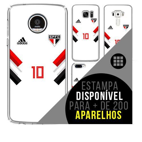 Capa de celular - São Paulo 8 [disponível para + de 200 aparelhos]