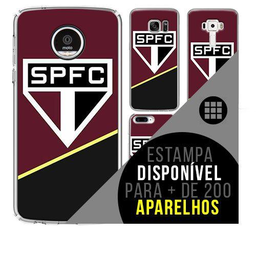 Capa de celular - São Paulo 9 [disponível para + de 200 aparelhos]