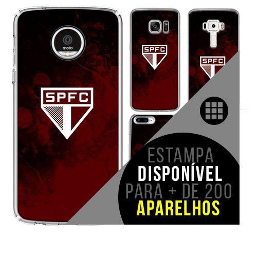 Capa de celular - São Paulo 11 [disponível para + de 200 aparelhos]
