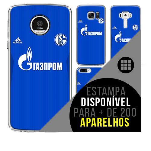 Capa de celular - Schalke 04 [disponível para + de 200 aparelhos]