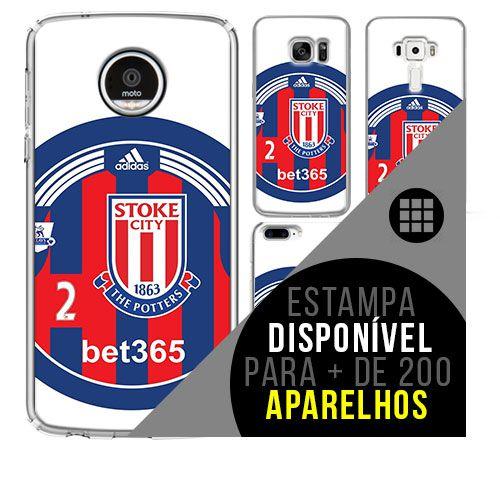 Capa de celular - Stoke City [disponível para + de 200 aparelhos]