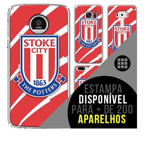 Capa de celular - Stoke City 2 [disponível para + de 200 aparelhos]