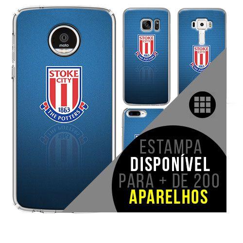 Capa de celular - Stoke City 3 [disponível para + de 200 aparelhos]