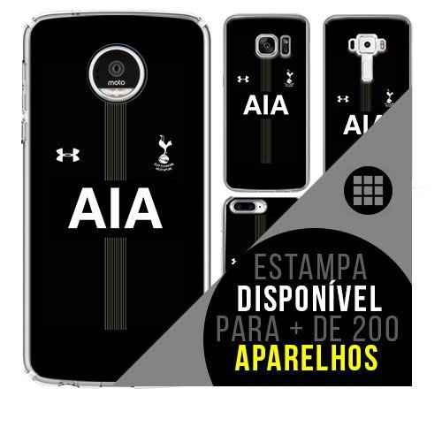 Capa de celular - Tottenham Hotspur [disponível para + de 200 aparelhos]