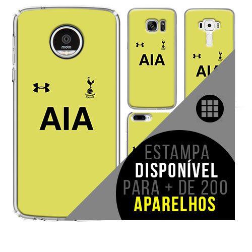 Capa de celular - Tottenham Hotspur 2 [disponível para + de 200 aparelhos]