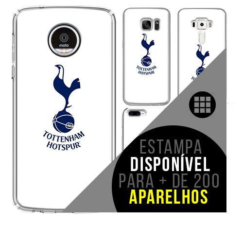 Capa de celular - Tottenham Hotspur 3 [disponível para + de 200 aparelhos]