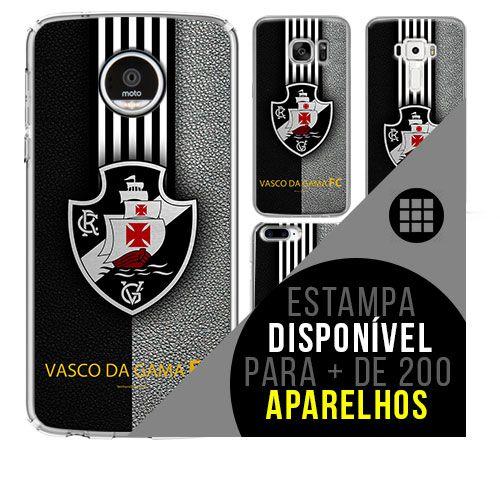 Capa de celular - Vasco [disponível para + de 200 aparelhos]