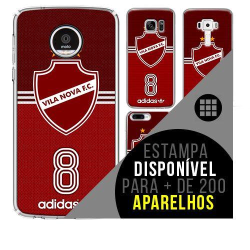 Capa de celular - Vila Nova [disponível para + de 200 aparelhos]