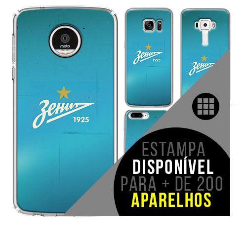 Capa de celular - Zenit São Petersburgo [disponível para + de 200 aparelhos]