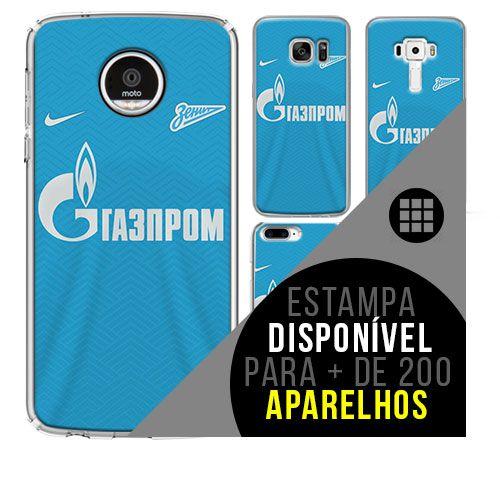 Capa de celular - Zenit São Petersburgo 2 [disponível para + de 200 aparelhos]