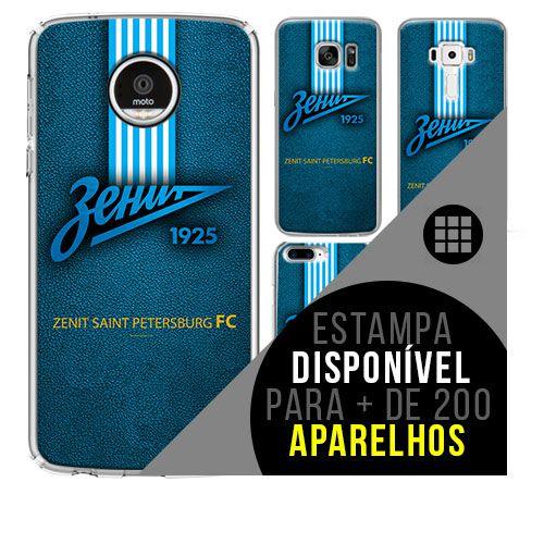 Capa de celular - Zenit São Petersburgo 3 [disponível para + de 200 aparelhos]