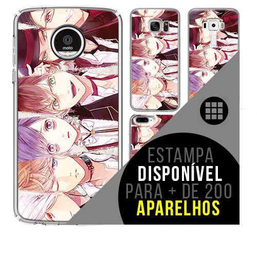 Capa de celular - Diabolik lovers [disponível para + de 200 aparelhos]