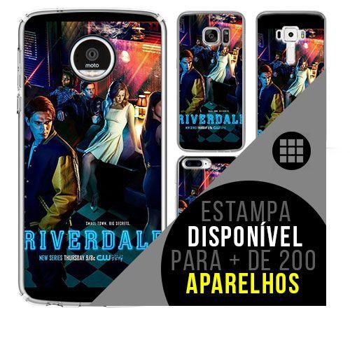 Capa de celular - Riverdale 2 [disponível para + de 200 aparelhos]