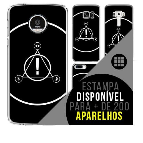 Capa de celular - panic! at the disco [disponível para + de 200 aparelhos]