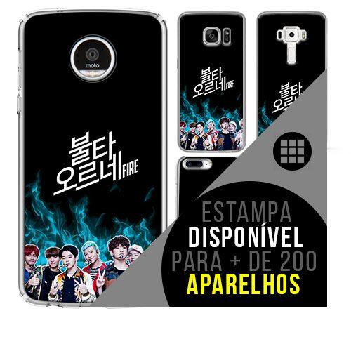 Capa de celular - BTS (Bangtan Boys) 2  [disponível para + de 200 aparelhos]