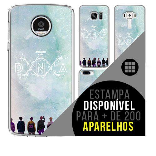 Capa de celular - BTS (Bangtan Boys) 8 [disponível para + de 200 aparelhos]