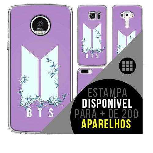 Capa de celular - BTS (Bangtan Boys) 10 [disponível para + de 200 aparelhos]