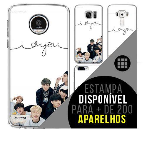 Capa de celular - BTS (Bangtan Boys) 11 [disponível para + de 200 aparelhos]