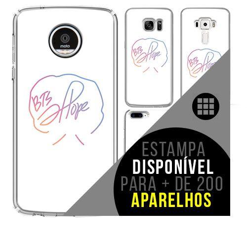 Capa de celular - BTS (Bangtan Boys) 18 [disponível para + de 200 aparelhos]