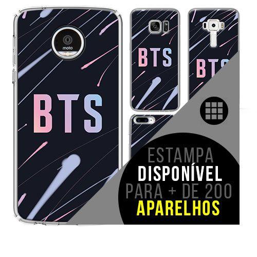 Capa de celular - BTS (Bangtan Boys) 24 [disponível para + de 200 aparelhos]