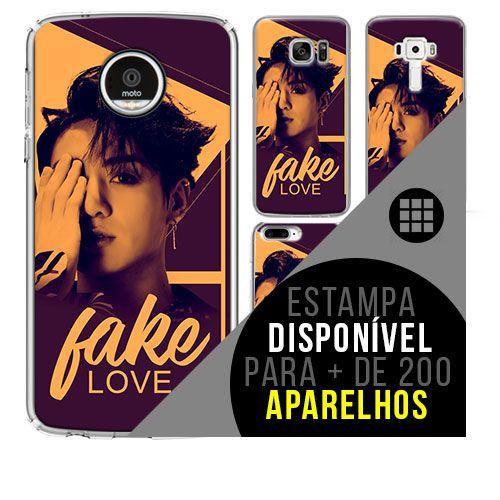 Capa de celular - BTS - Jeon Jung-kook 4 [disponível para + de 200 aparelhos]