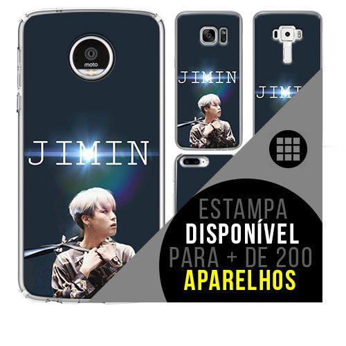 Capa de celular - BTS - Park Ji-min [disponível para + de 200 aparelhos]