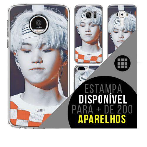 Capa de celular - BTS - Suga 3 [disponível para + de 200 aparelhos]