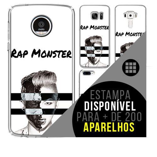Capa de celular - BTS - RM 3 [disponível para + de 200 aparelhos]