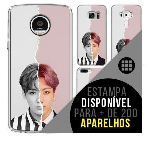 Capa de celular - BTS - V 4 [disponível para + de 200 aparelhos]