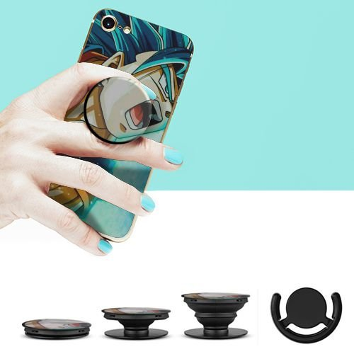 Apoio para dedos 3D (ESTAMPADO) + Suporte Universal