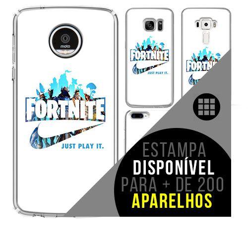 Capa de celular - FORTNITE [disponível para + de 200 aparelhos]