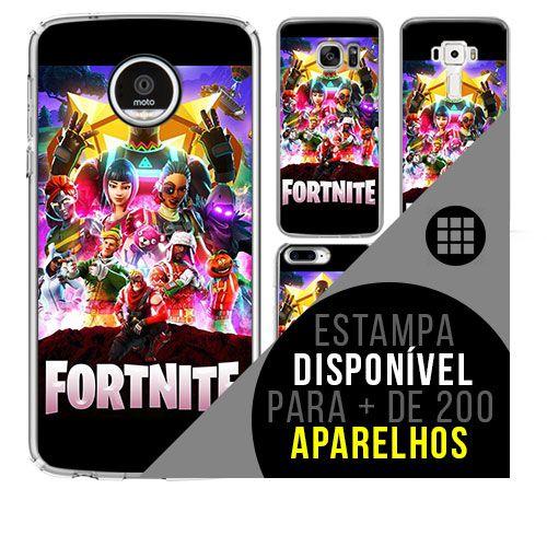 Capa de celular - FORTNITE 2 [disponível para + de 200 aparelhos]